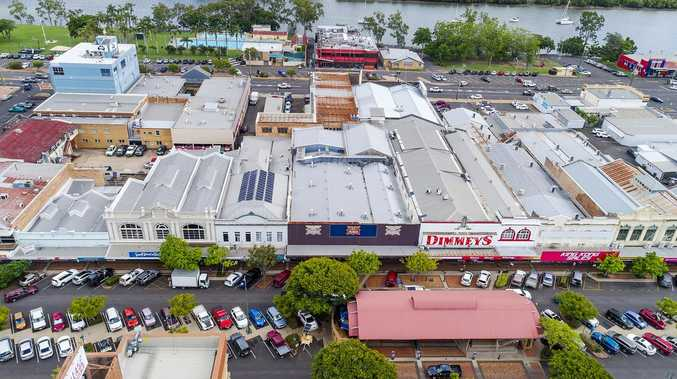 PRIME SPOT: Bundy CBD building changes hands for $2.7m