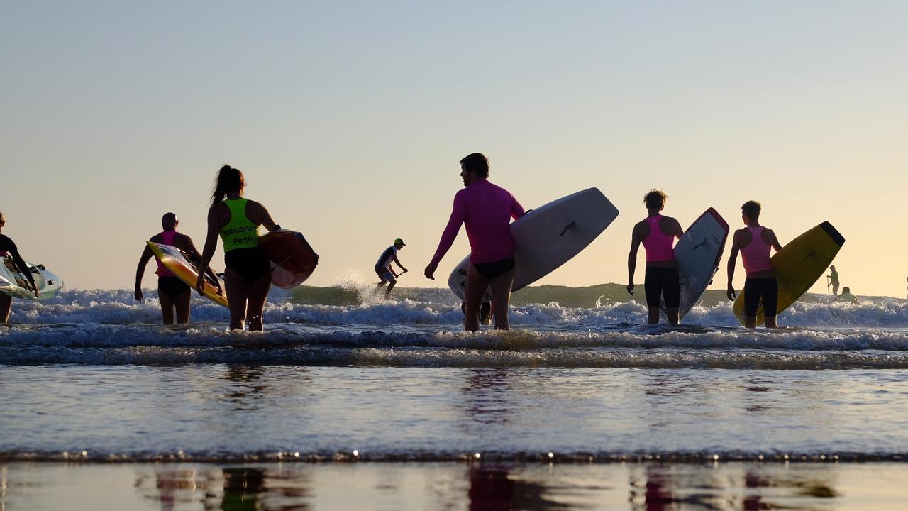 BEACH REPORT: Nielson Park Beach. Photo: Mike Knott.