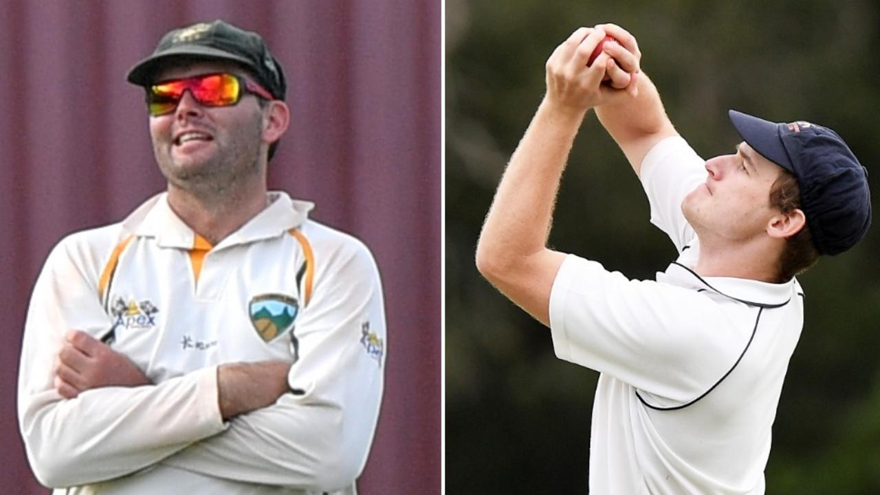 Glasshouse captain Jeremy Schultz and Maroochydore captain Blaine Schloss will lead their sides into a big battle this weekend.