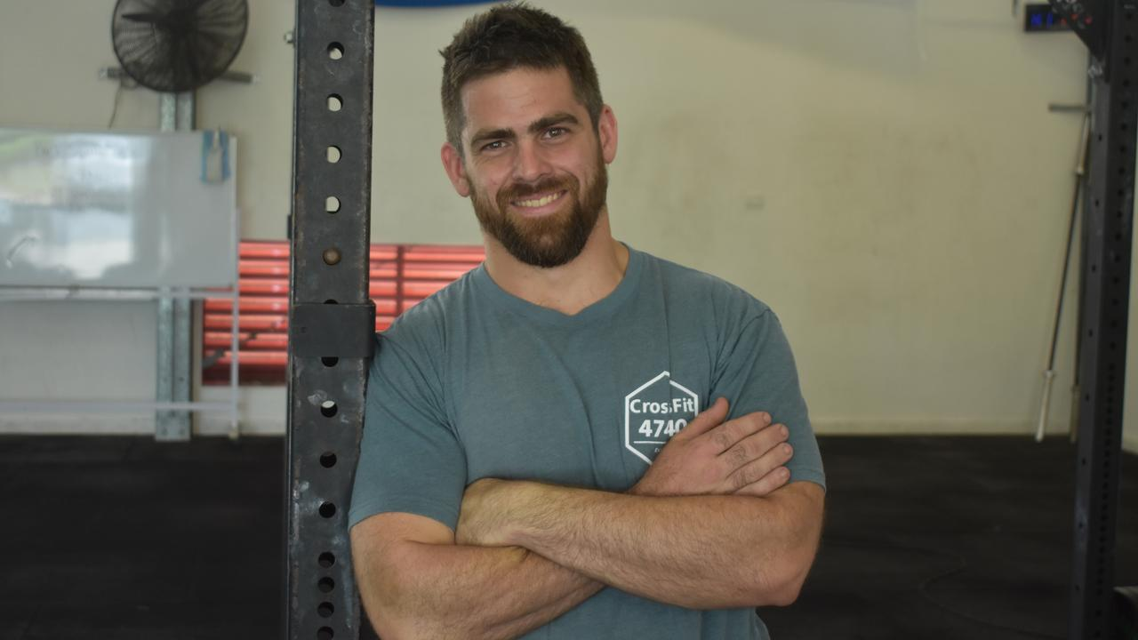 CrossFit 4740 owner Kurt Brunker has been on a decade-long fitness journey that resulted in him going from a diesel fitter at the mines to gym owner.