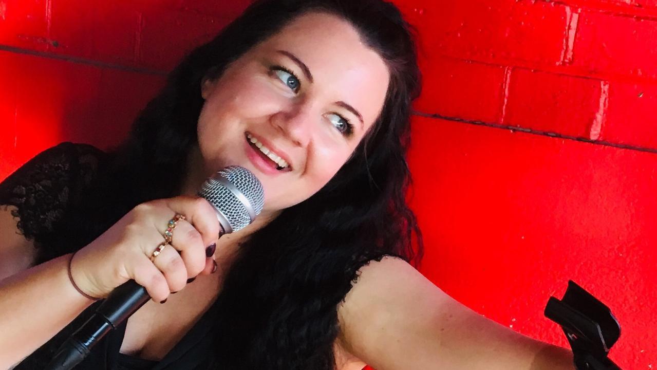 Comedian Anna Brennan.