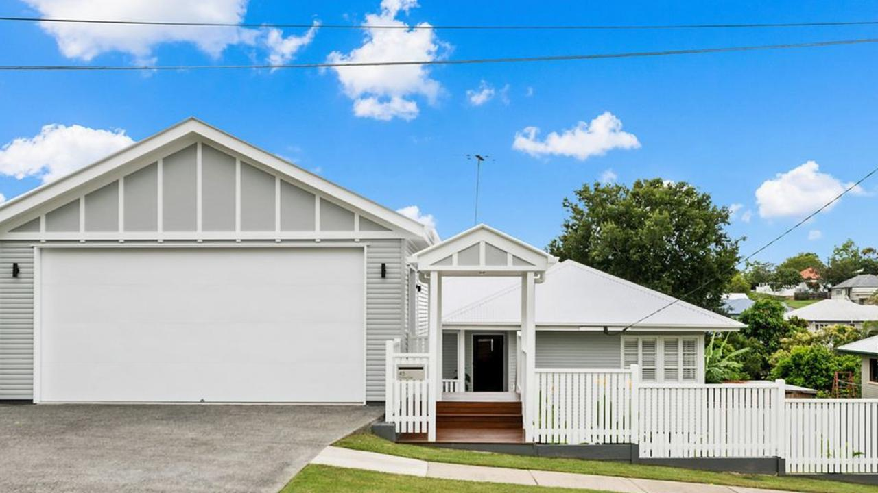 This property at 45 Turquoise St, Holland Park, was one of the most viewed home listings on realestate.com.au this week.
