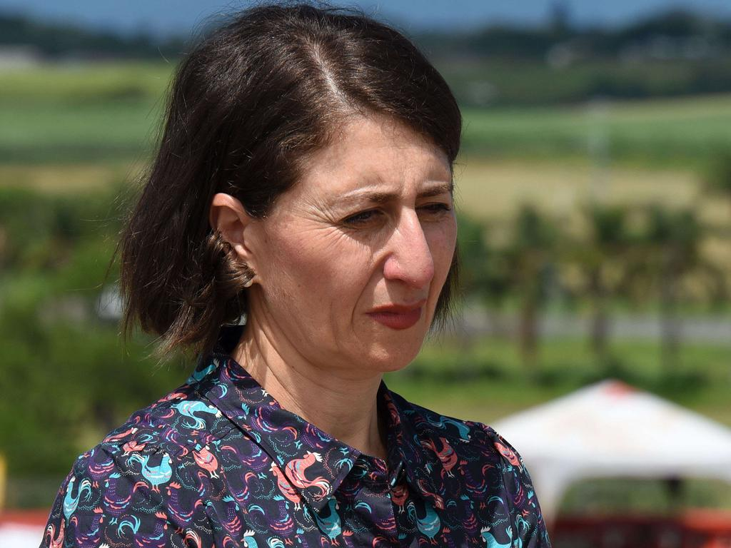 The NSW State Archives and Records Authority says Gladys Berejiklian's office was in breach. Picture: NCA NewsWire / Steve Holland