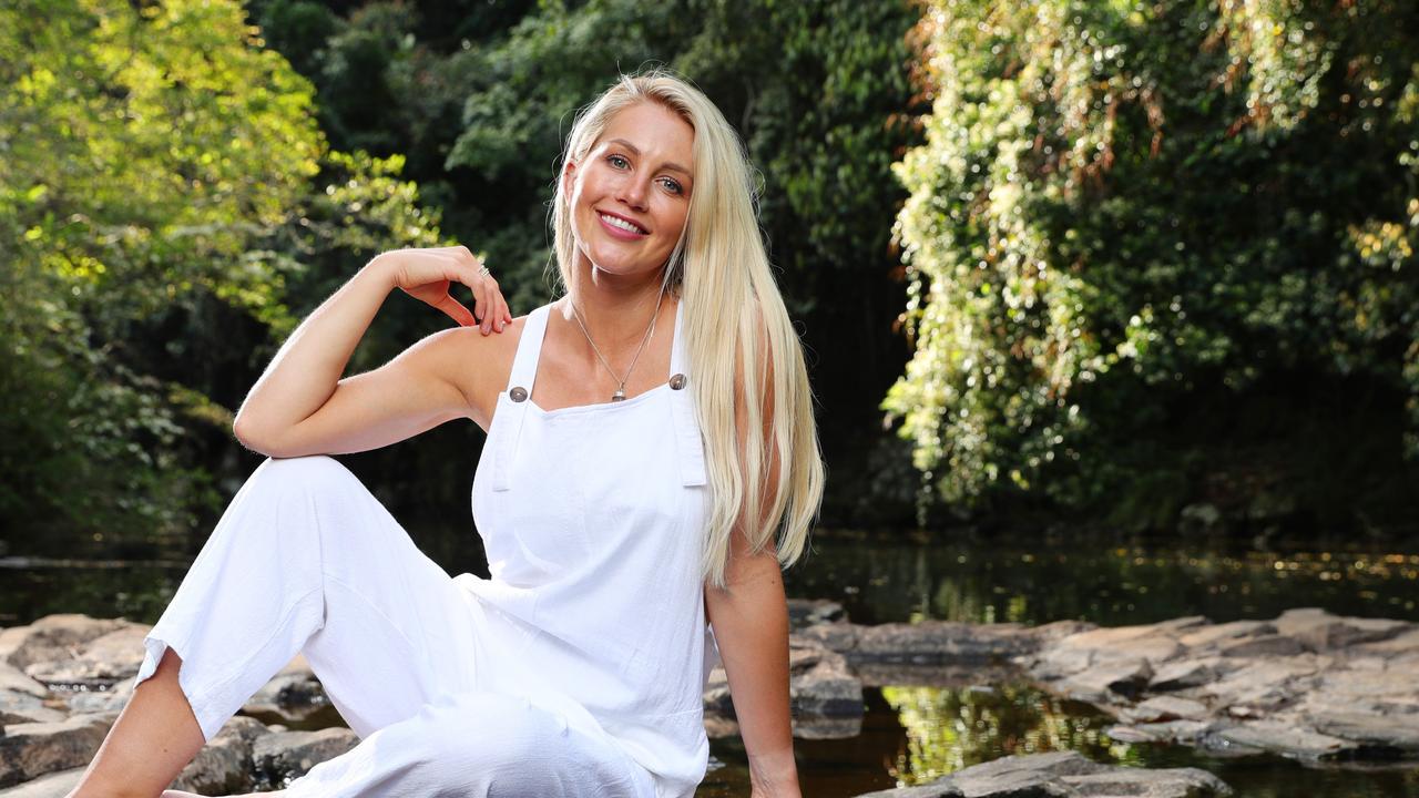 Reality TV darling Ali Oetjen has settled in Maleny.