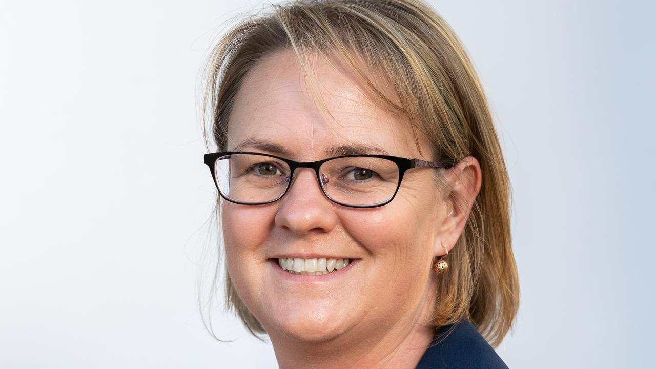 Glasshouse Chamber of Commerce president Jenny Broderick.