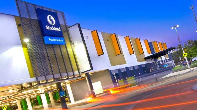 Three teens charged over alleged robbery at Stockland
