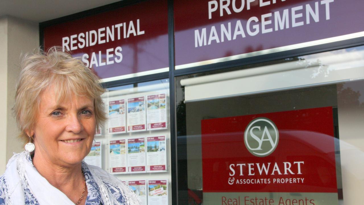 Stewart and Associates Property's Vicki Stewart.