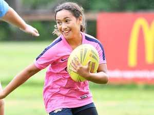 GALLERY: Coast juniors soak up Reds skills, drills