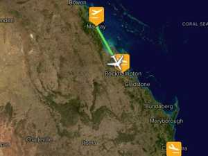 STRONG SMELL: Mackay flight diverted to Rockhampton