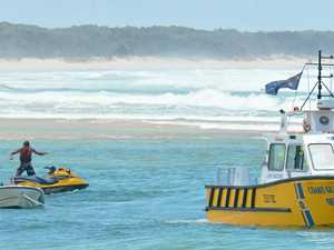 CQ's Coast Guard doesn't want another seven-rescue weekend