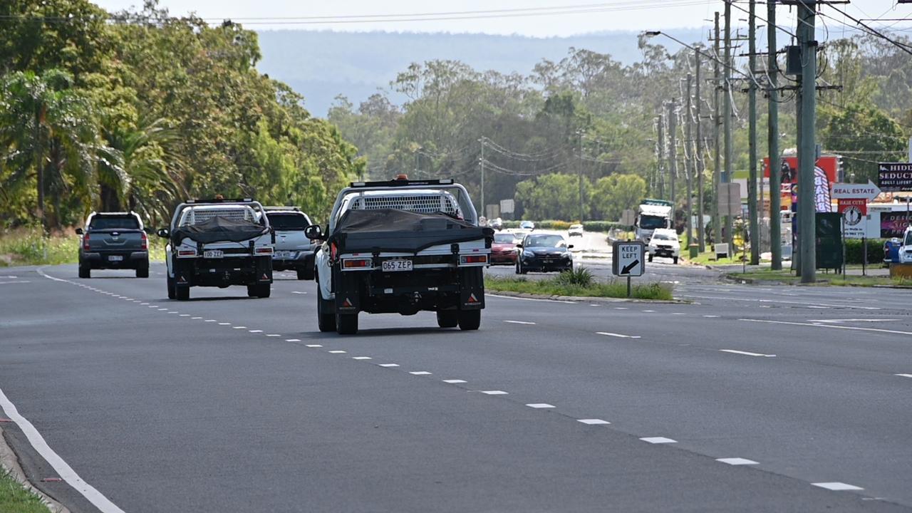 Withcott, Toowoomba Range Highway, Warrego.