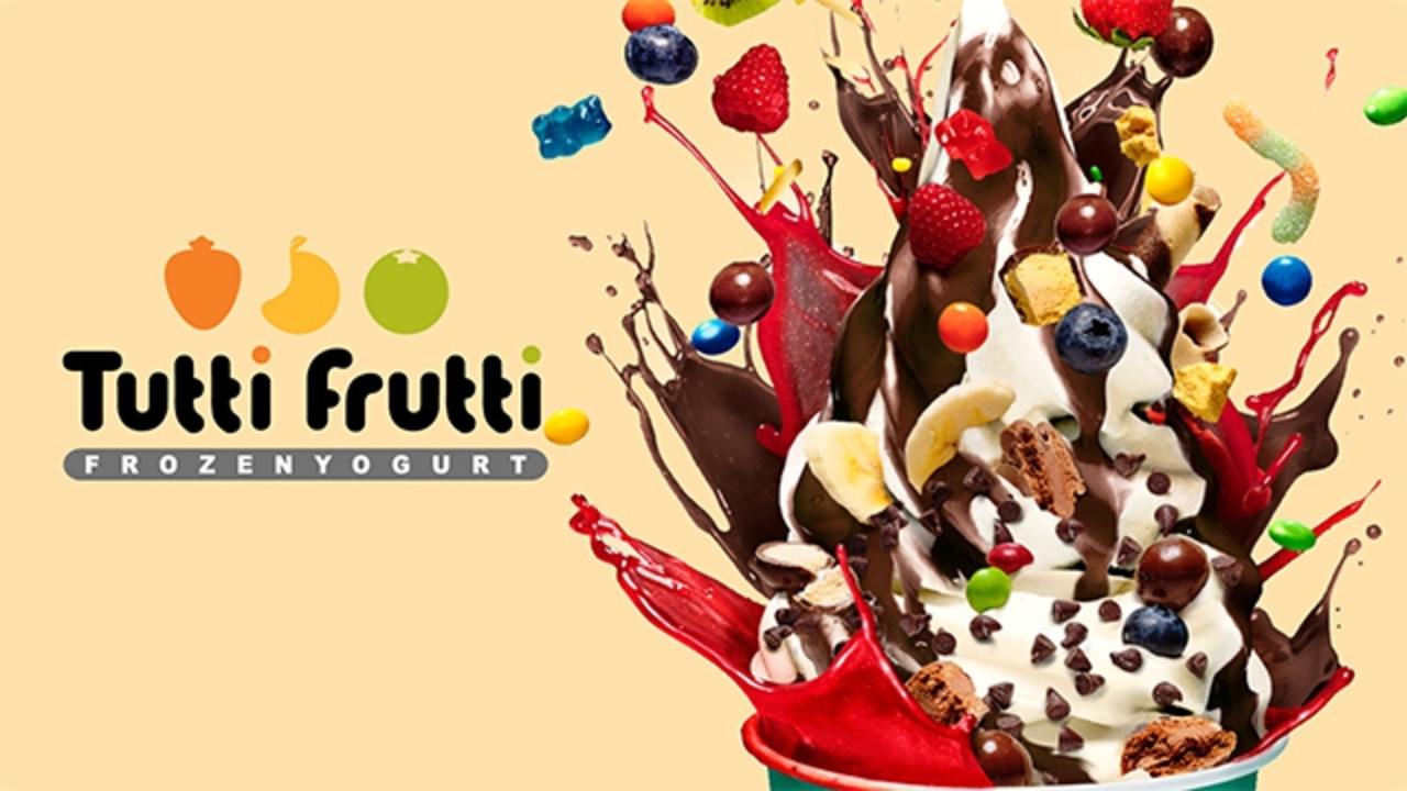 Tutti Frutti frozen yoghurt is looking to move to Mackay. Photo: Supplied