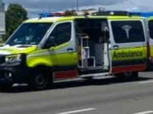 Pomona motorbike crash sends one person to Coast hospital