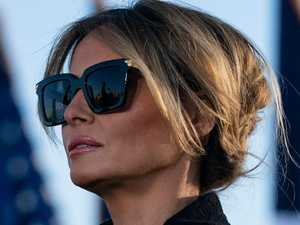 Melania's incredible FLOTUS trick