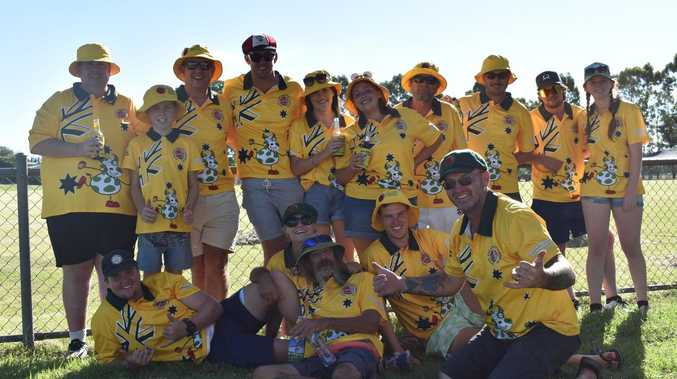 PHOTOS: Warwick Australia Day Cricket Carnival