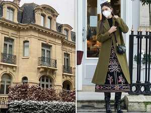 Miranda Kerr fashions a Paris life in new $39m mansion