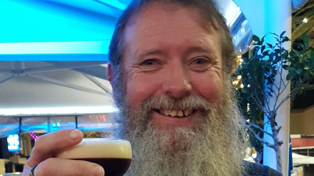 HUGE BEARDS: Miles resident Joseph Swalling has pledged to shave his beard once the Back to the Bush Festival ends in September 2021. Picture: Contributed