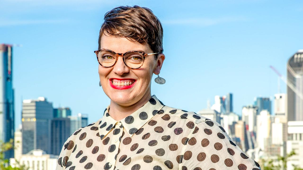Greens Member for South Brisbane Amy MacMahon