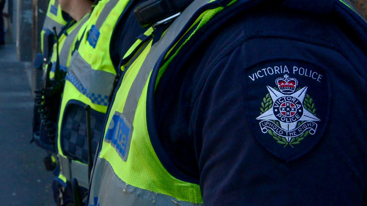 Three teenagers have been arrested after another teen was stabbed at one of Melbourne's busiest train stations.