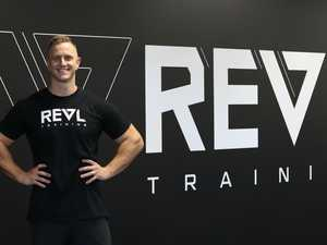 Trainer unveils new gym in heart of Coast