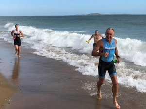 Make a splash at 'Almost Australia Day' ocean swim