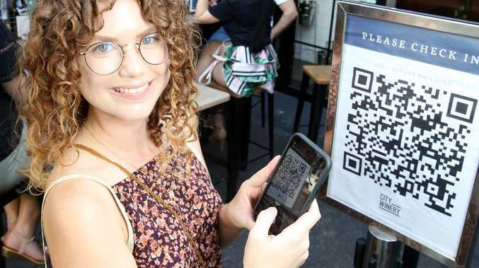 Minister: 'I will joyfully dump QR codes'