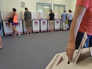 Nearly 30,000 vote before Rocky election day