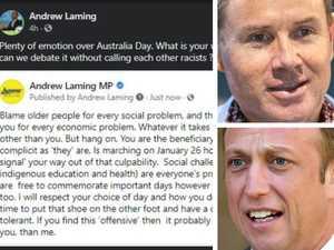 'I like Steven, but...': MP's response to broadside