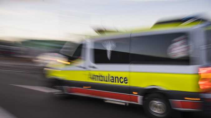 Young woman hurt in early morning Woolooga crash