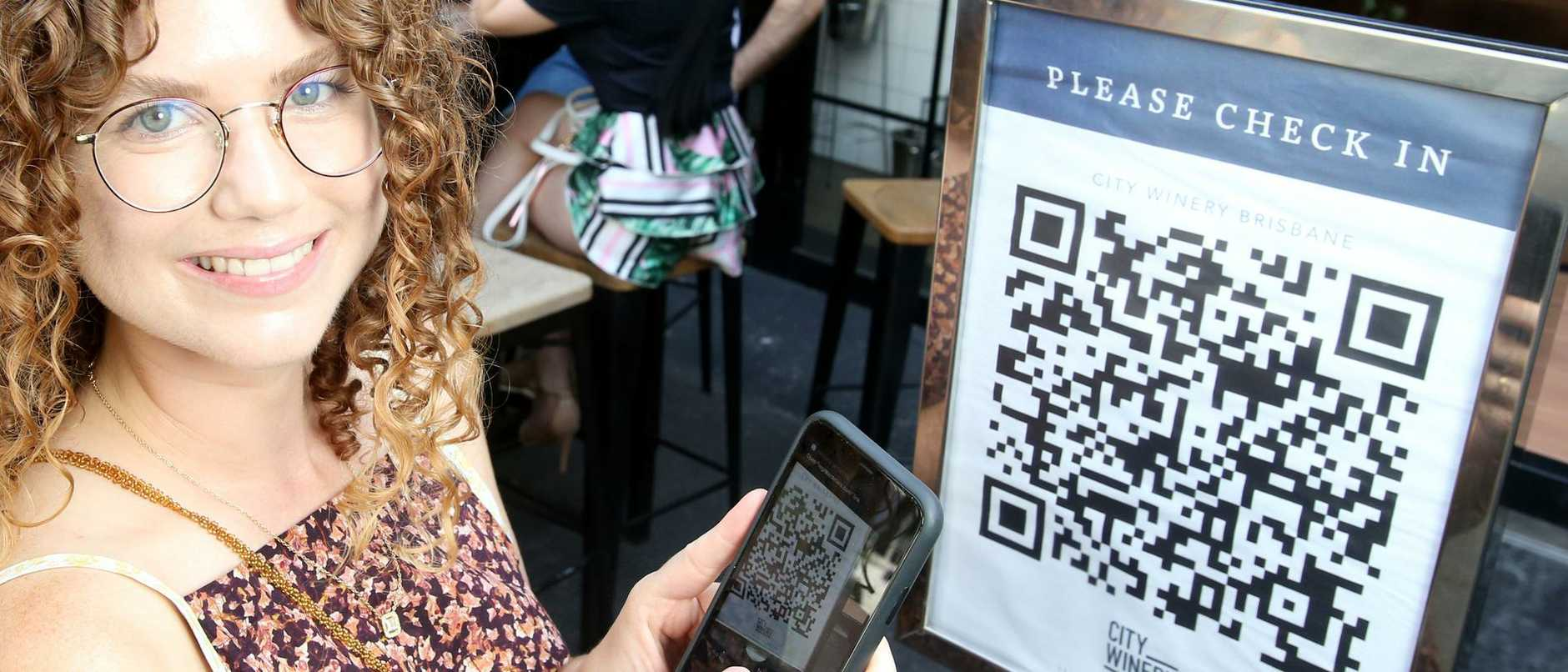 The NSW government says QR codes will be done away with in the majority of public places once the worst of the pandemic is over.