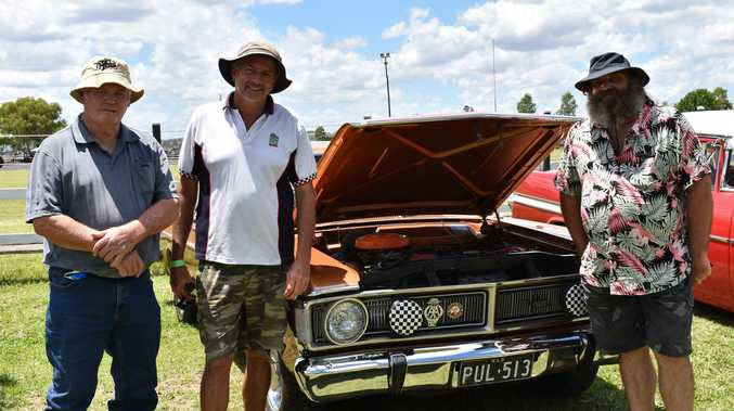 GALLERY: Bumper crowds at Allora Heritage Weekend