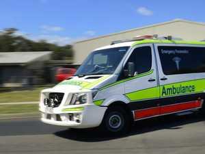 Paramedics rush to two-vehicle smash on Coast