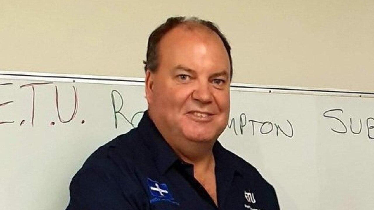 Former ETU organiser Greg