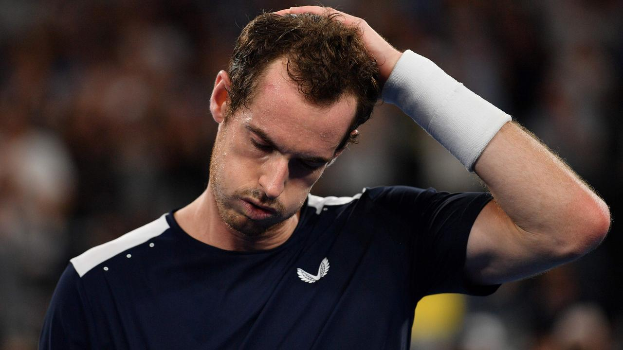 Former world No.1 Andy Murray has been forced to pull out of the Australian Open, as another star admitted the tournament is not a level playing field.