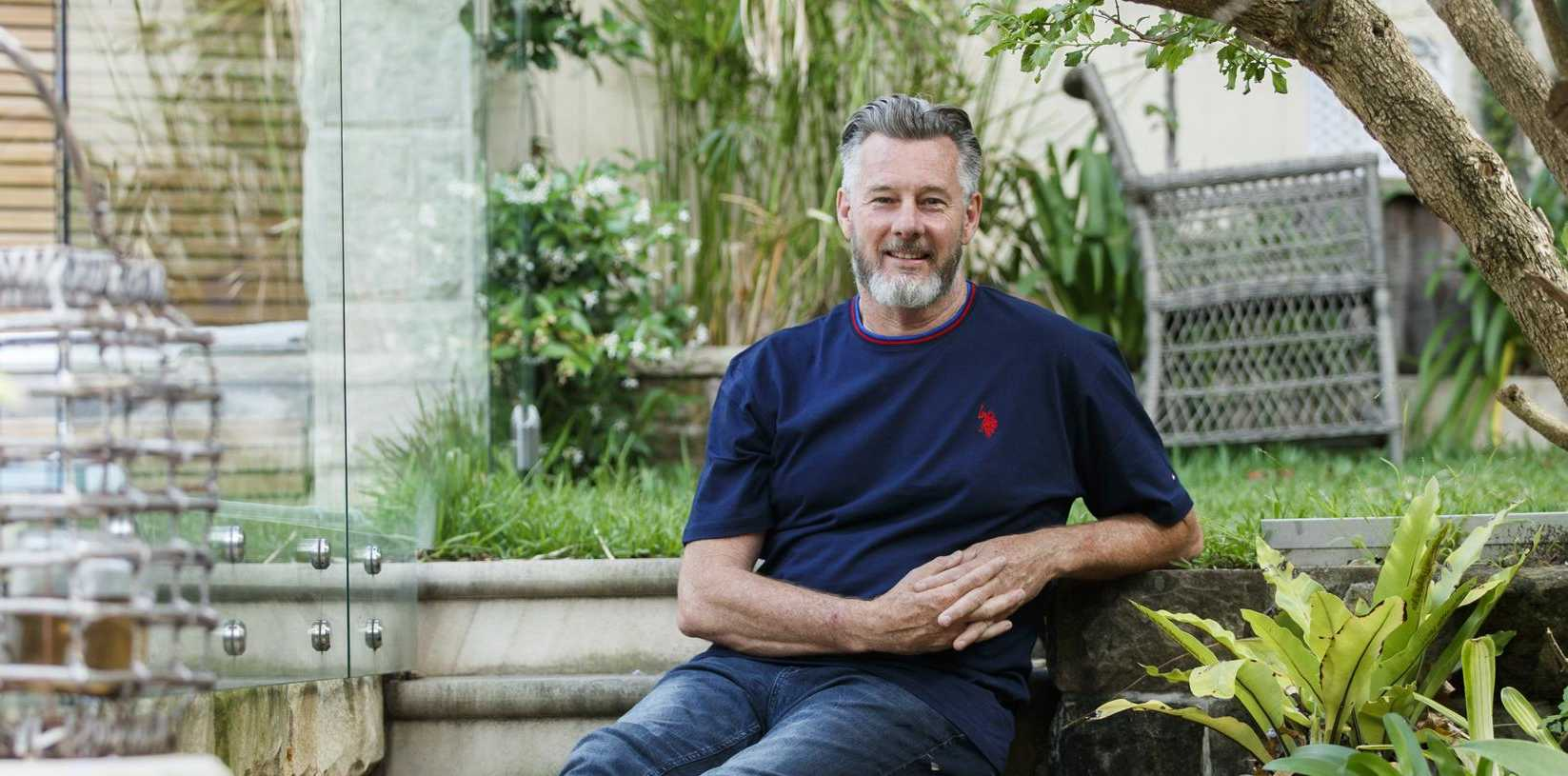 Barry Du Bois has teamed up with The Prince of Wales Hospital Foundation to create Australia's first Cancer Survivorship Garden at the hospital.