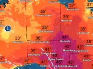 Extreme heatwave to hit with 45C days
