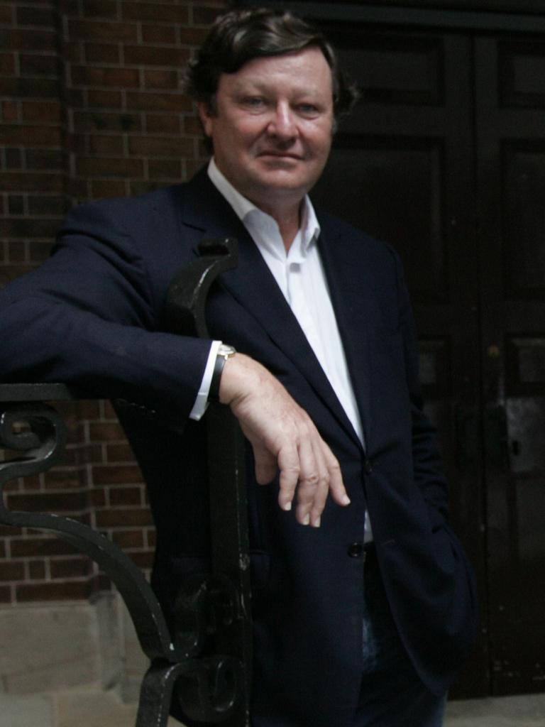 Justice Ian Lloyd QC.