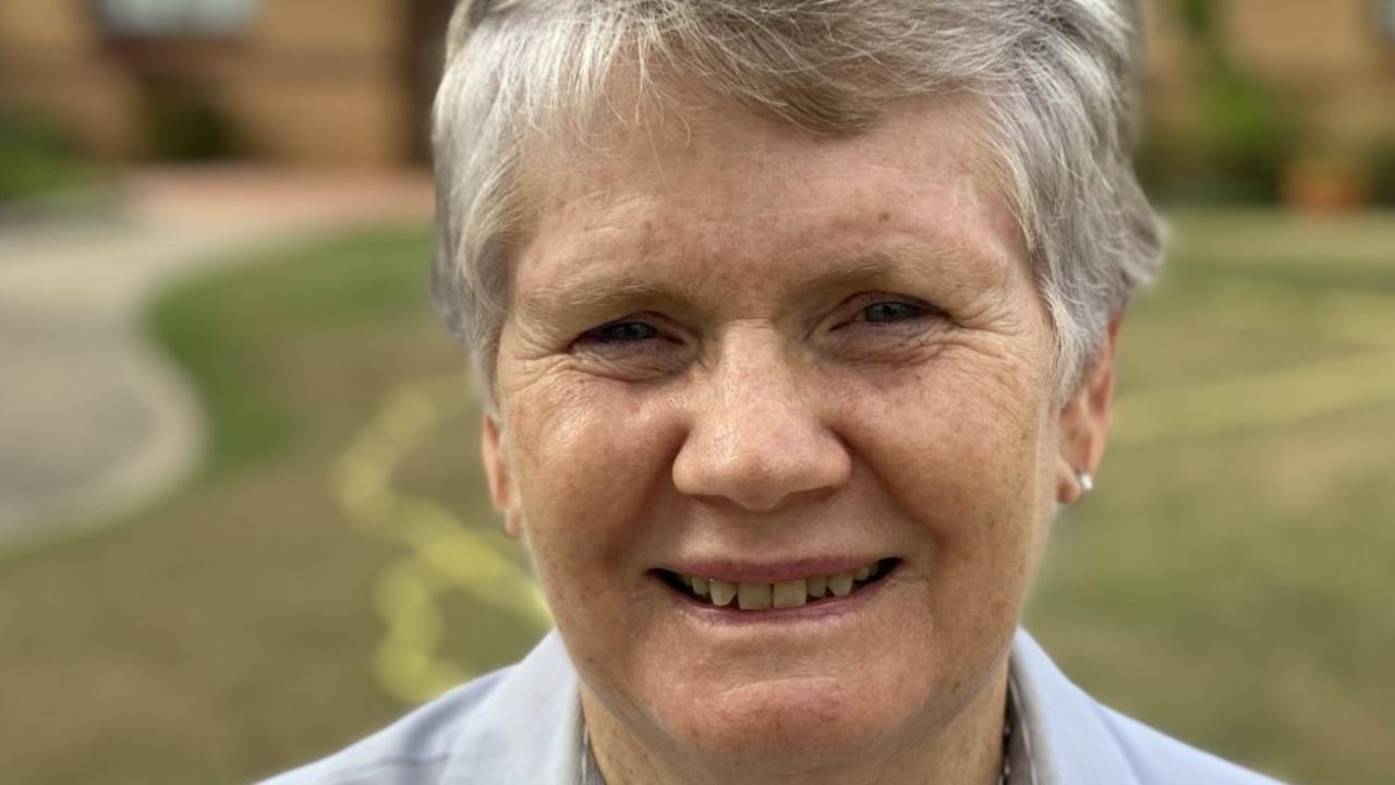 CAREER MILESTONE: Denise Holdway celebrates 50 years of service.