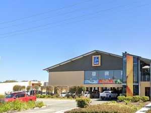 Supermarket staff shaken in alleged robbery