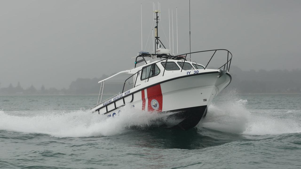 Marine Rescue NSW volunteers have been called to assist a yacht experiencing motor problems off the coast of Angourie.