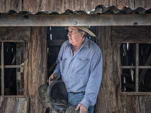 Clarence  in mourning after death of local rodeo icon