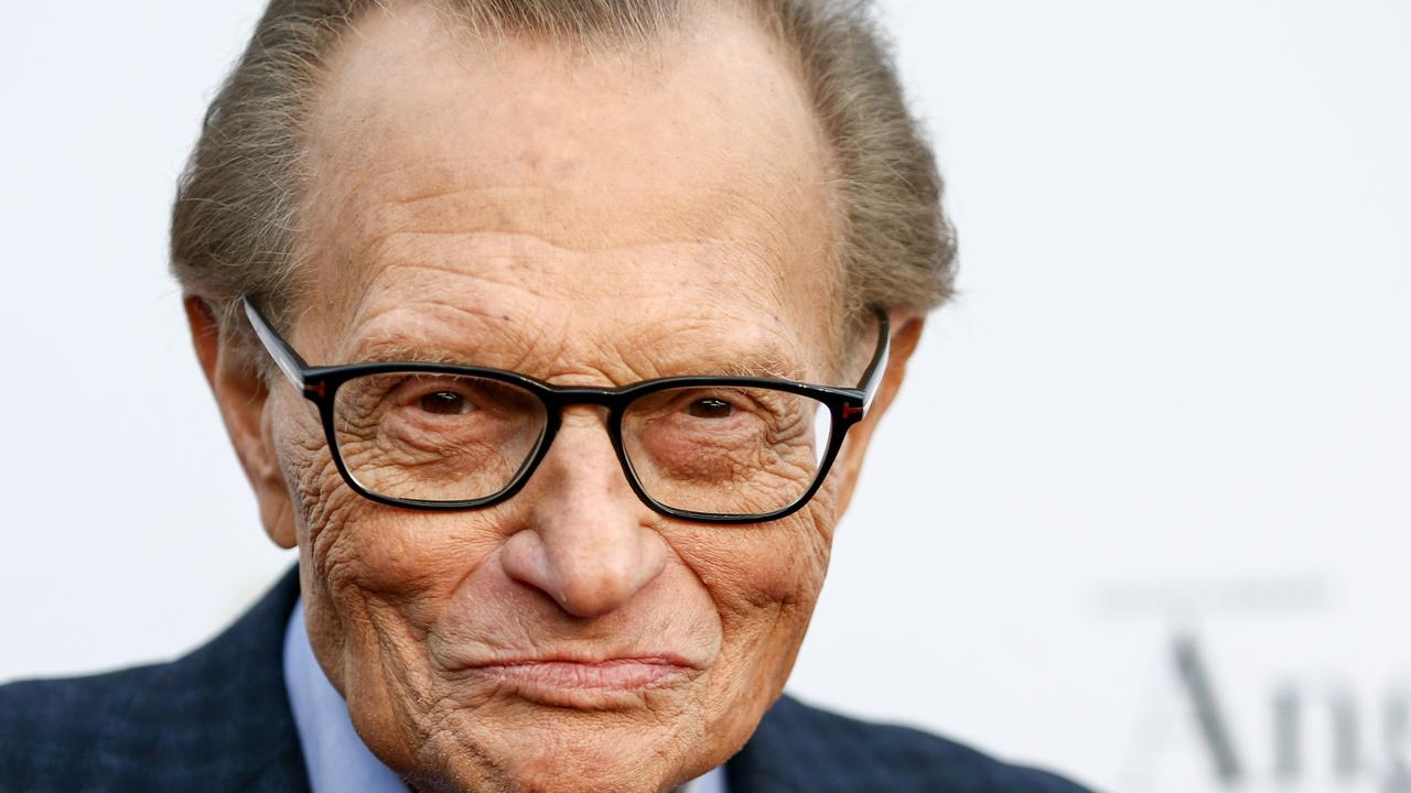 FILE PHOTO: Talk Show Host Larry King Dies At 87