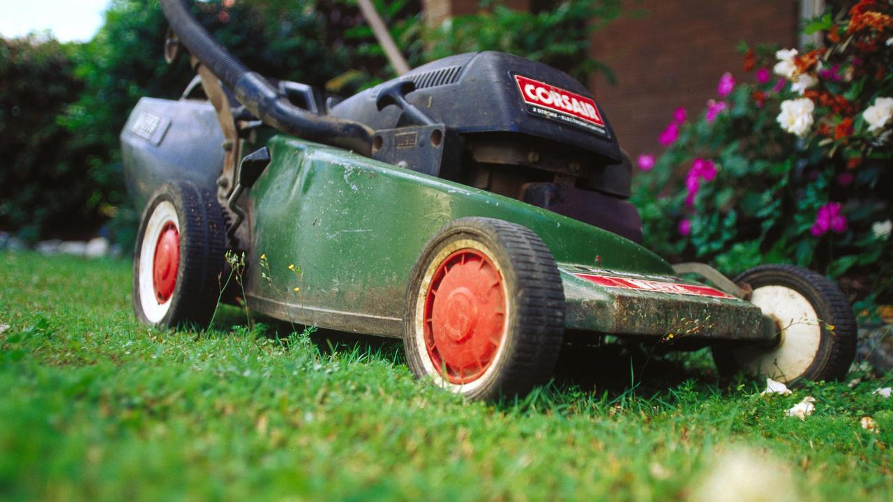 A toddler has suffered finger injuries in a mower blades incident on Sunday afternoon. FILE PHOTO.