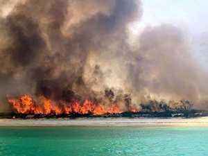 'CARELESS': Illegal island campfires need tougher penalties