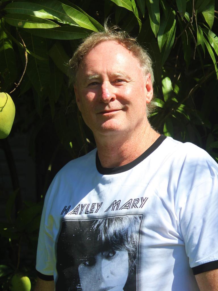 Writer Ian Browne.