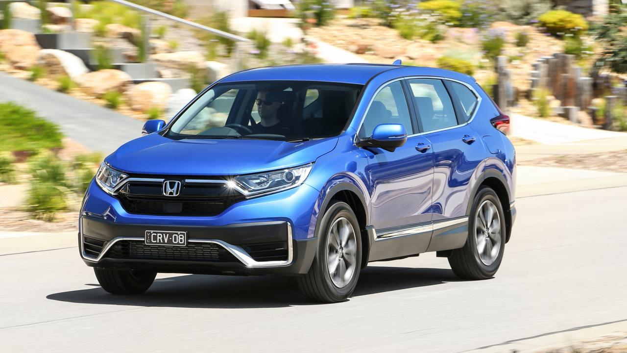 Honda has given its popular CR-V a big upgrade.