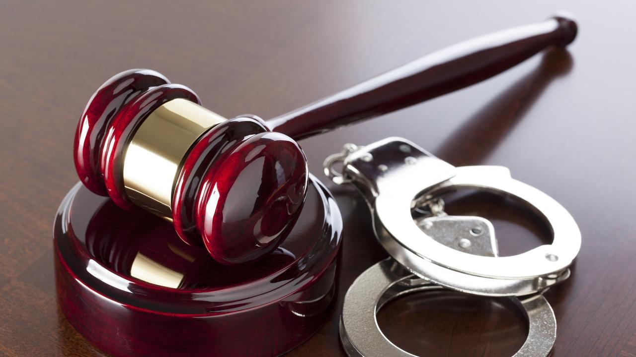 Gavel & Handcuffs generic