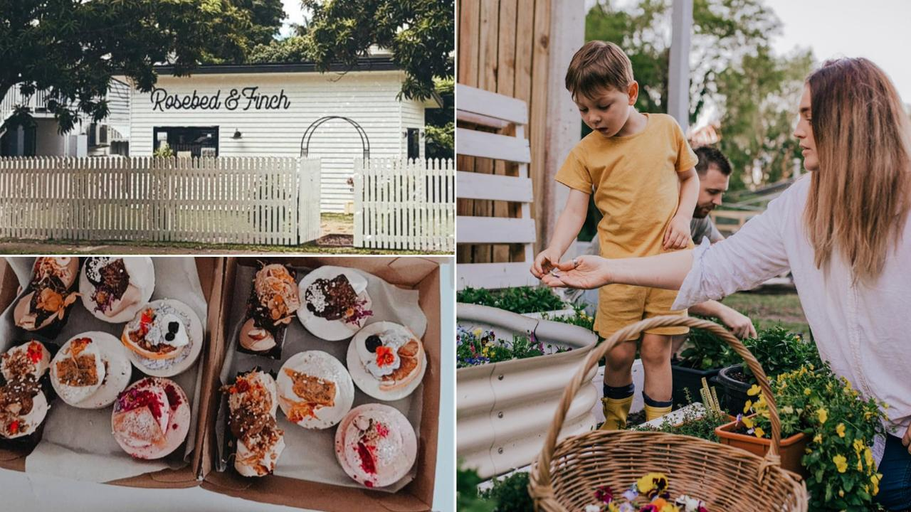 Rosebed and Finch owner Cheryse Healy will open her new cafe, venue hire and commercial kitchen in March. Picture: Maryanne Lister Photography