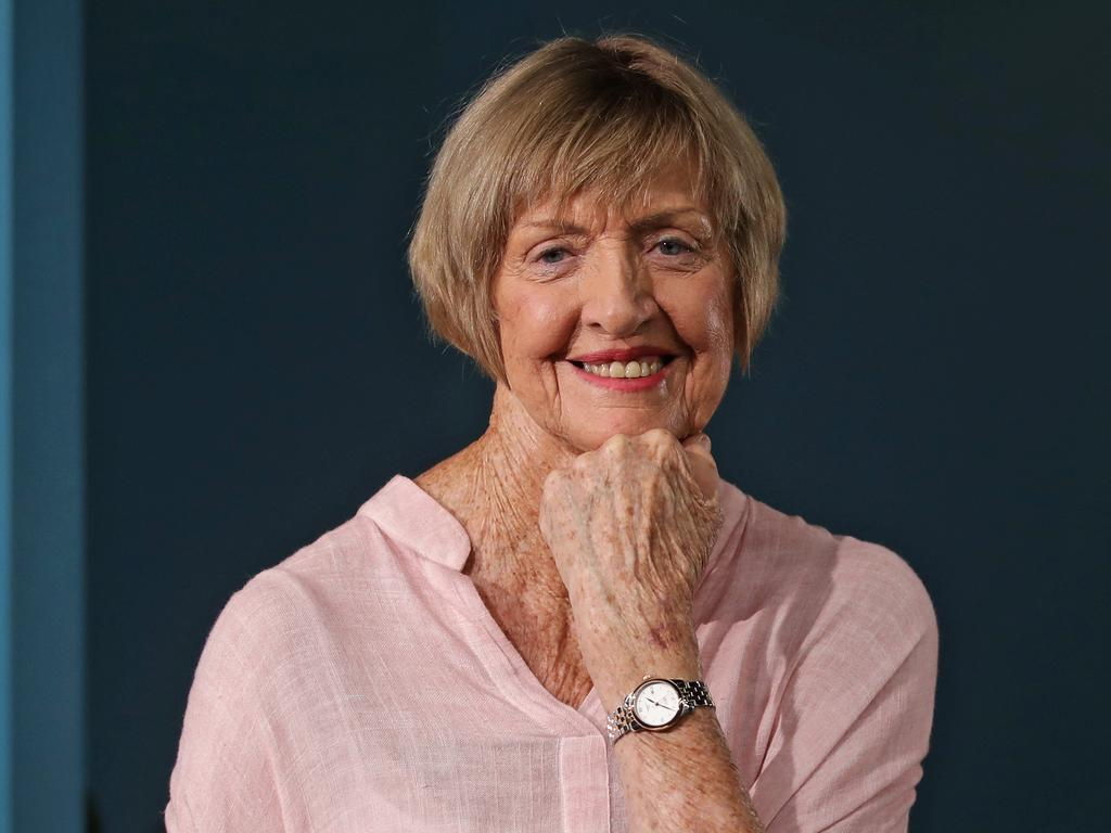 Margaret Court has received the top honour in the Australia Day awards but not everyone is happy. Picture: Danella Bevis/The West Australian