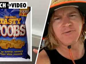 Man rages about Toobs no longer being available in Australia